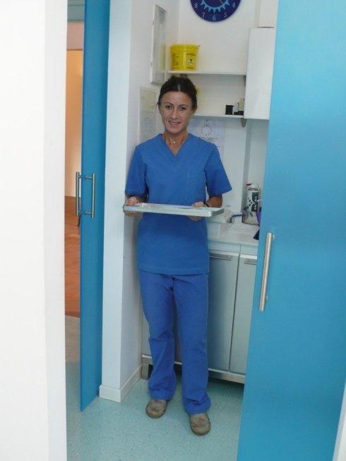 Aiuto dentista