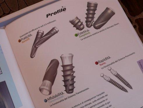 impianti protesi
