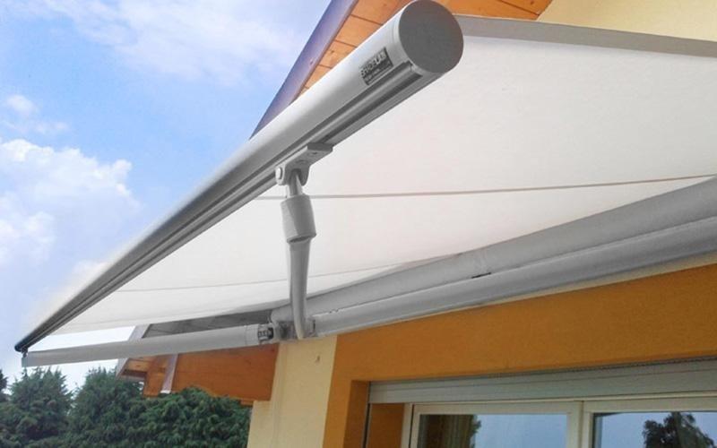Tenda Klip Stein installazione