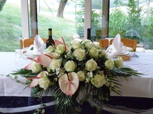 bouquet tavolo