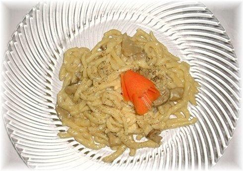 primo  pasta carota