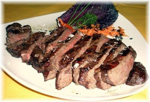 secondo carne verdure