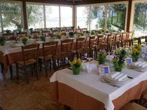 tavolo cerimonia sedie
