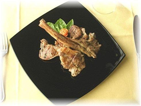 secondo  carne nero