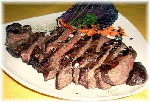 piatto secondo carne