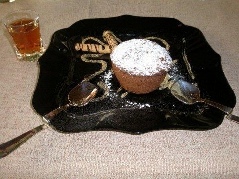 dessert zucchero tortino