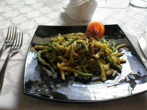 piatto forchette contorno