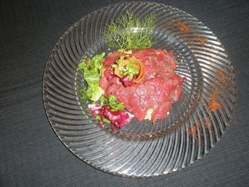 antipasto carne insalata