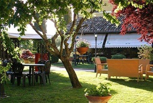 albero giardino prato