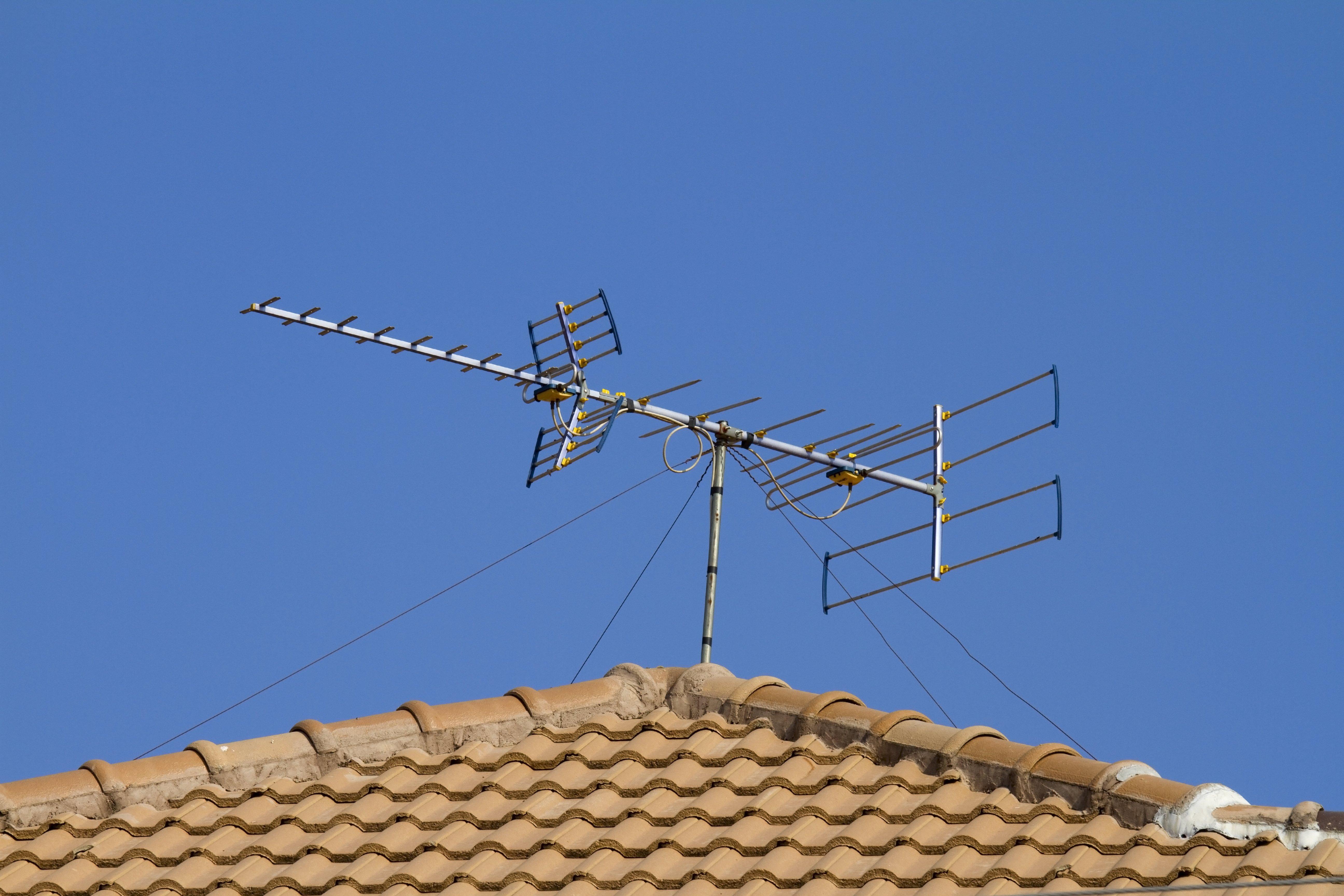 high quality aerial installation