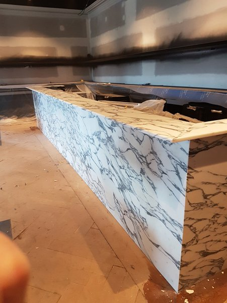 natural stone Fire Place Hearths