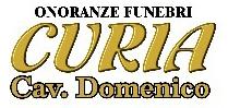 ONORANZE FUNEBRI CURIA CAV. DOMENICO - LOGO