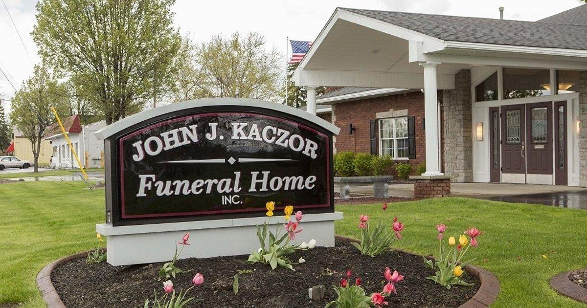 John J Kaczor Funeral Home Inc Hamburg Ny