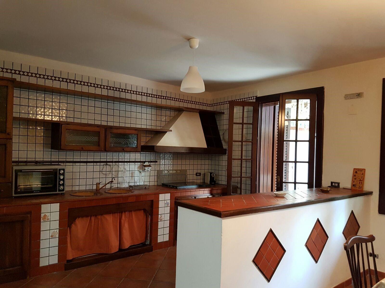 La cucina interna alla struttura