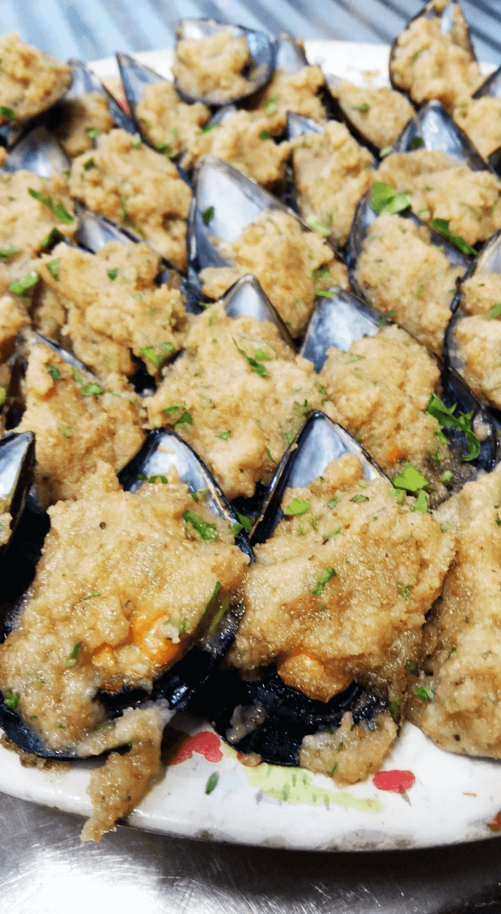 antipasto di pesce