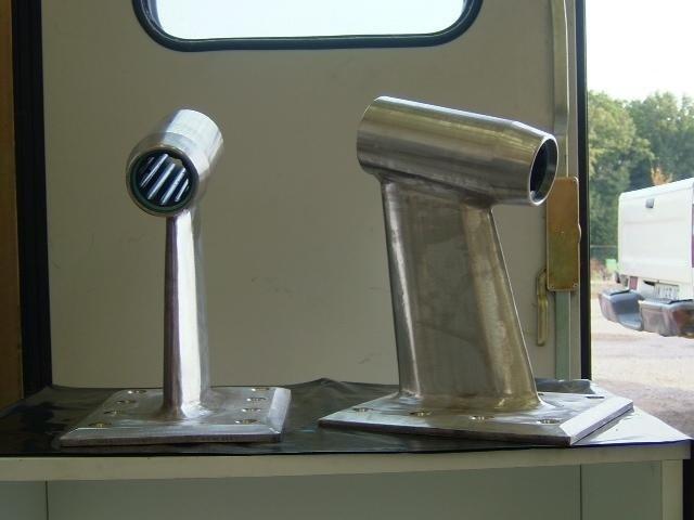 accessori navali in acciaio