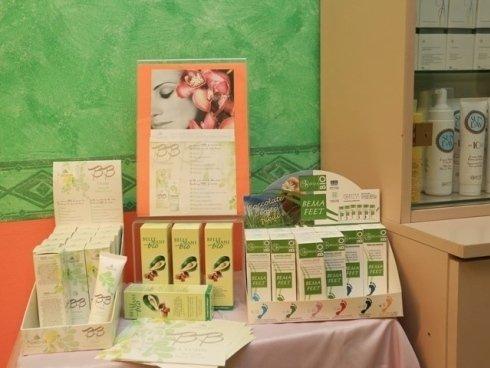 Tra i prodotti di bellezza utilizzati, uno posto di rilievo viene concesso ai cosmetici ed ai prodotti bio.