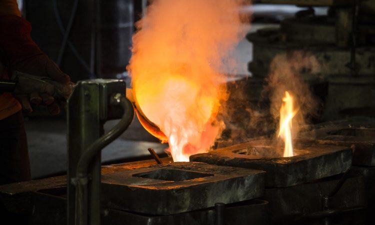 fusione ad alta temperatura