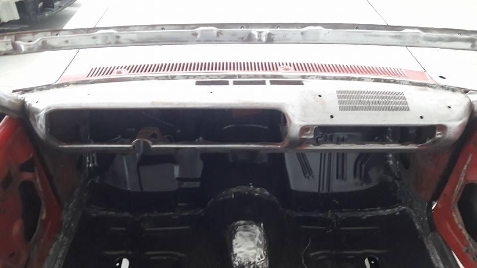 motore di un'auto