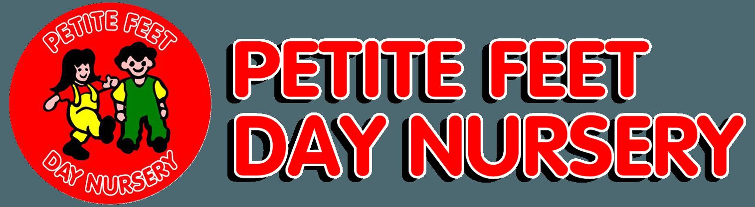 PETITE FEET DAY NURSERY logo