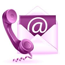 contact phone and email