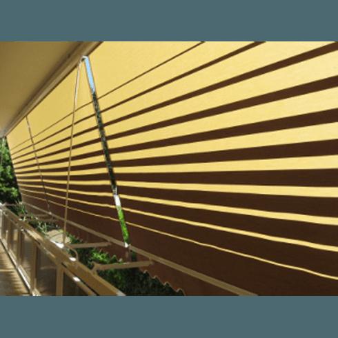 Parasole a tapparella