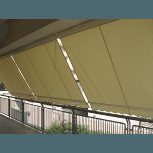 Grande tenda parasole da esterni
