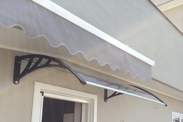 Tendina parasole per esterno