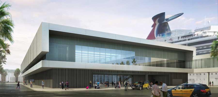Carnival New Terminal