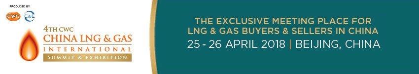 4th CWC China LNG & Gas International Summit & Exhibition