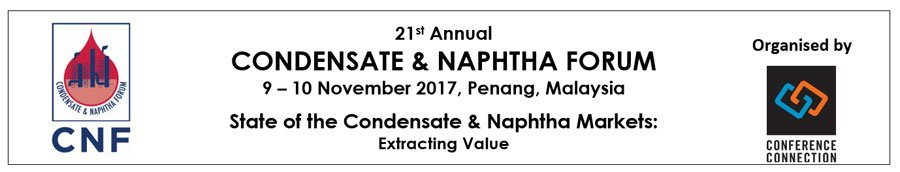 21st Annual Condensate & Naphtha Forum