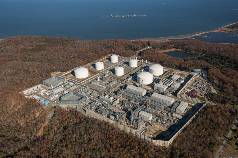 Dominion Energy Cove Point LNG Facility