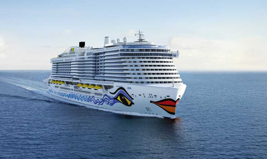 Carnival Corporation LNG Ship