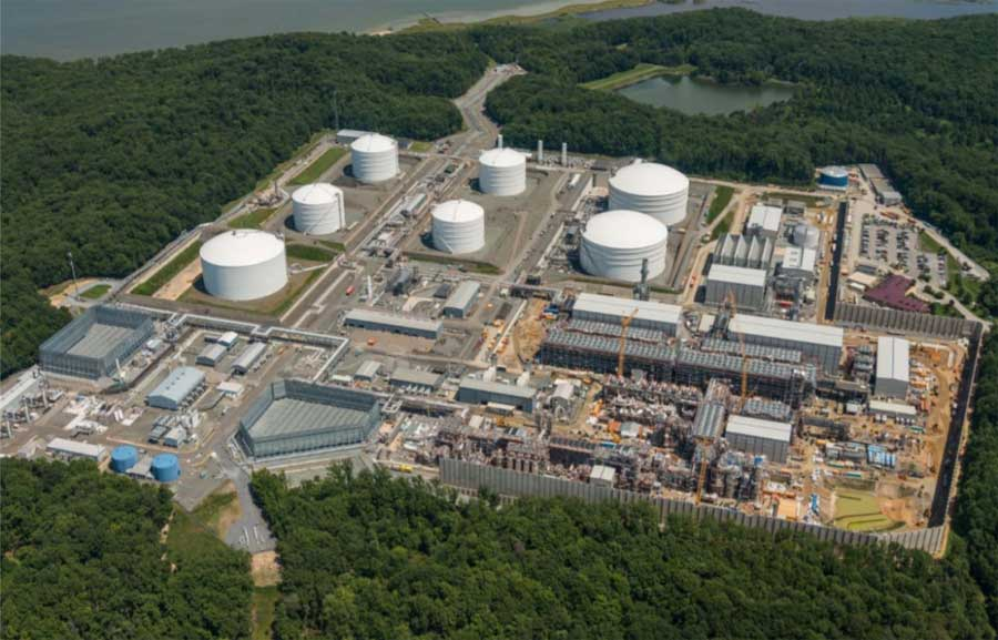 Dominion Energy Cove Point LNG
