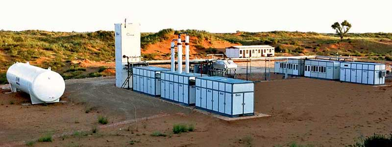 Mini Lng Plant : Mini lng plants small scale liquefied natural gas solution