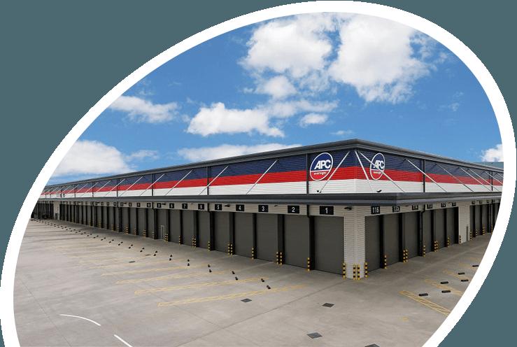 APC warehouse