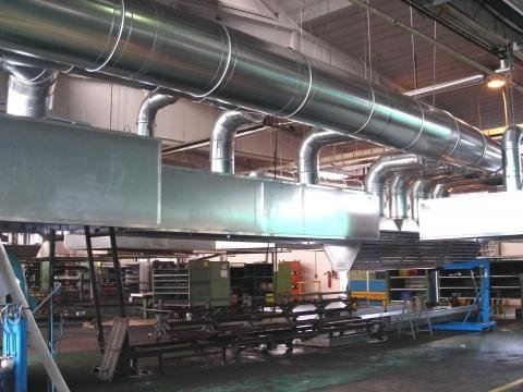 progettazione ventilazione