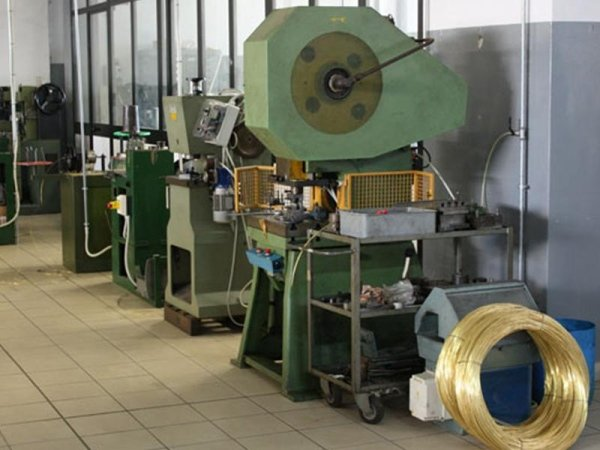 Production of groumette chains