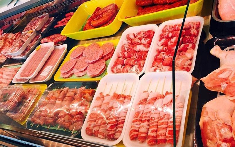 Vendita preparati di carne