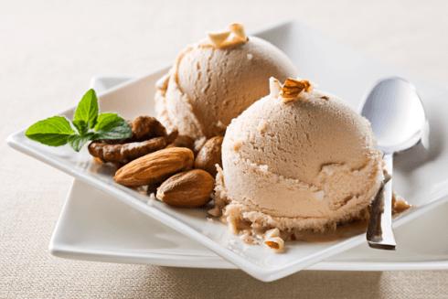 gelato mandorla