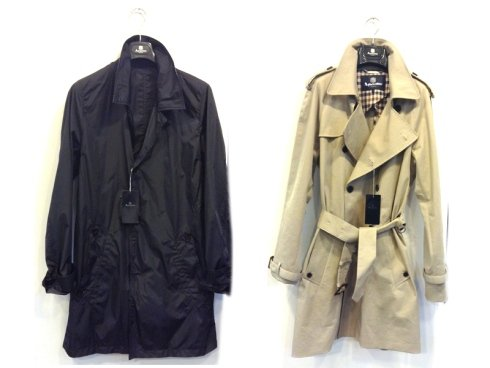 trench, accessori moda
