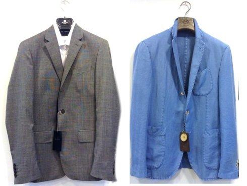 giacche colorate, moda maschile