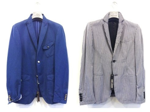 fornitura giacche, giacche colorate