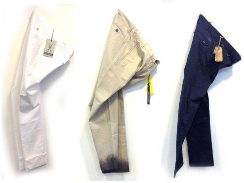 pantaloni uomo, pantaloni in cotone
