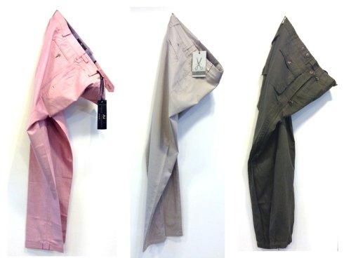 vendita pantaloni, accessori moda