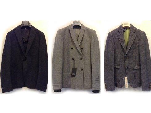 giacca doppiopetto