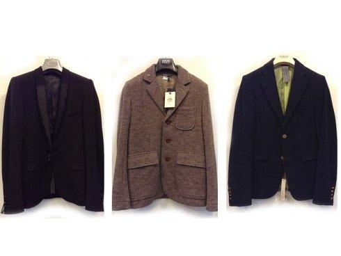 giacca uomo vari modelli