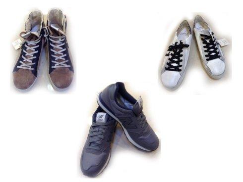 calzature uomo, sneakers