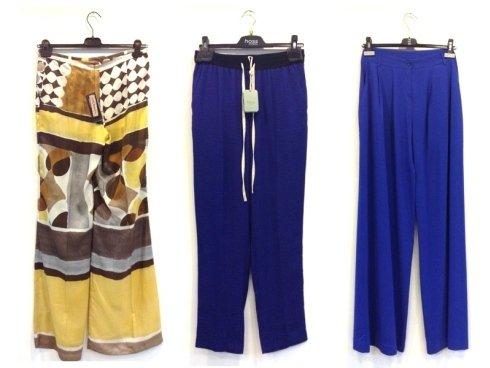 pantaloni eleganti, pantaloni cotone