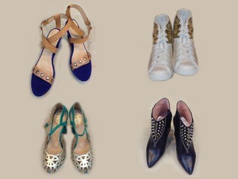 sandali, scarpe eleganti, calzature